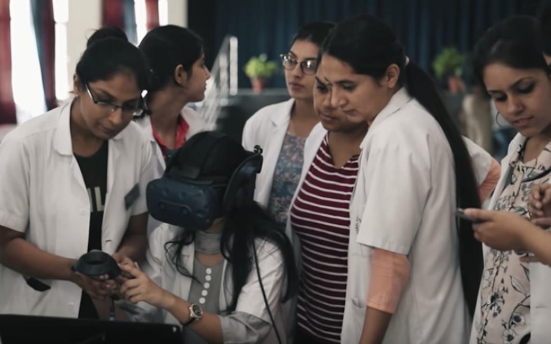 Life On The Move: Dental Team Uses Virtual Reality to Revolutionize Humanitarian Aid